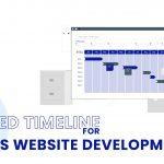 timeline for website development